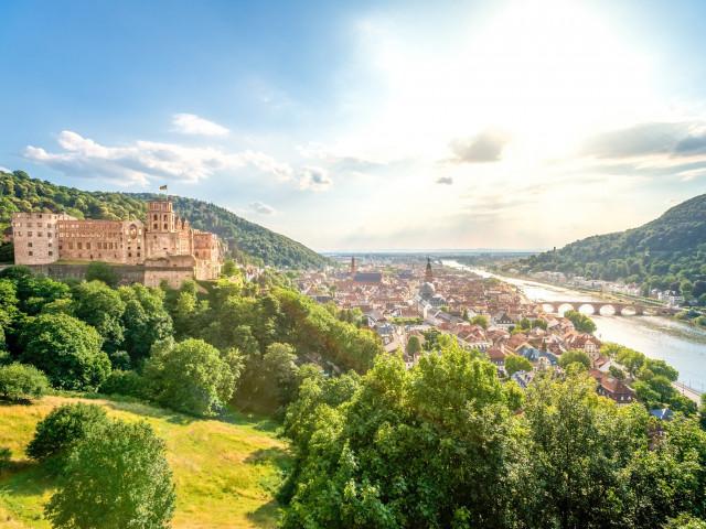 4*-hotel in <b>Heidelberg</b> incl. ontbijt