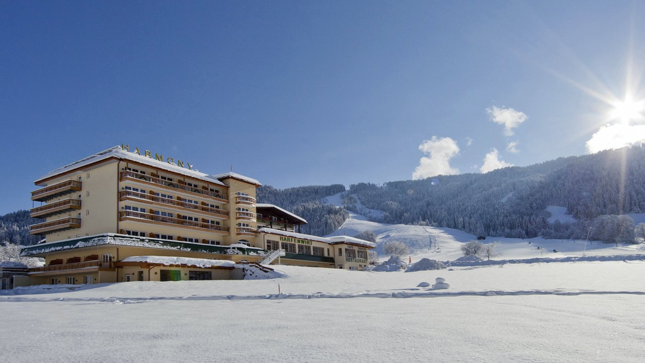 Harmony Hotel Harfenwirt - Oostenrijk - Tirol - Niederau