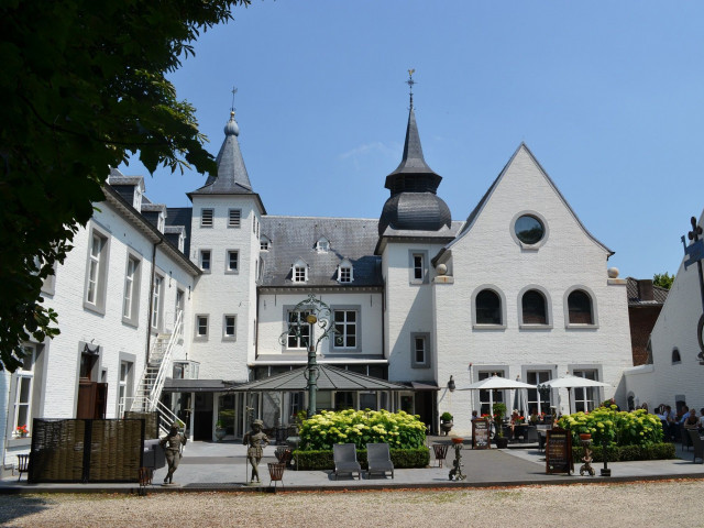 Uniek overnachten in 4*-kasteelhotel in <b>Zuid-Limburg</b>