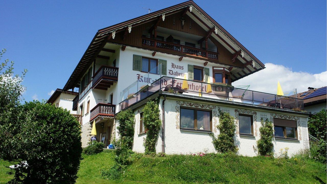 Haus Daheim - Duitsland - Beieren - Oberstaufen