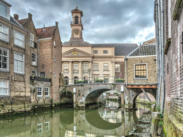 2 of 3 dagen in <b>Dordrecht</b> en nabij N.P. <b>de Biesbosch</b> incl. ontbijt en optioneel diner