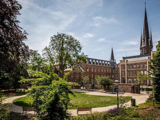 Verblijf in een 4*-Kloosterhotel in <b>Limburg</b>