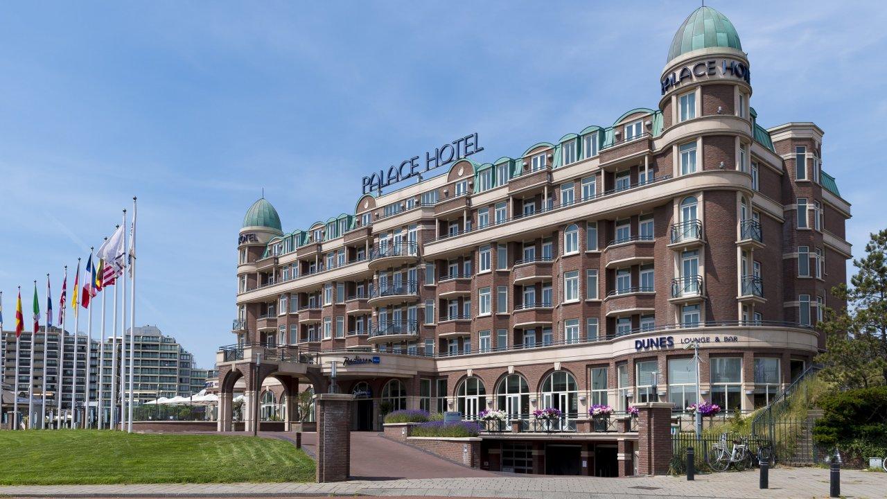 Radisson Blu Palace Hotel Noordwijk - Nederland - Zuid-Holland - Noordwijk aan Zee