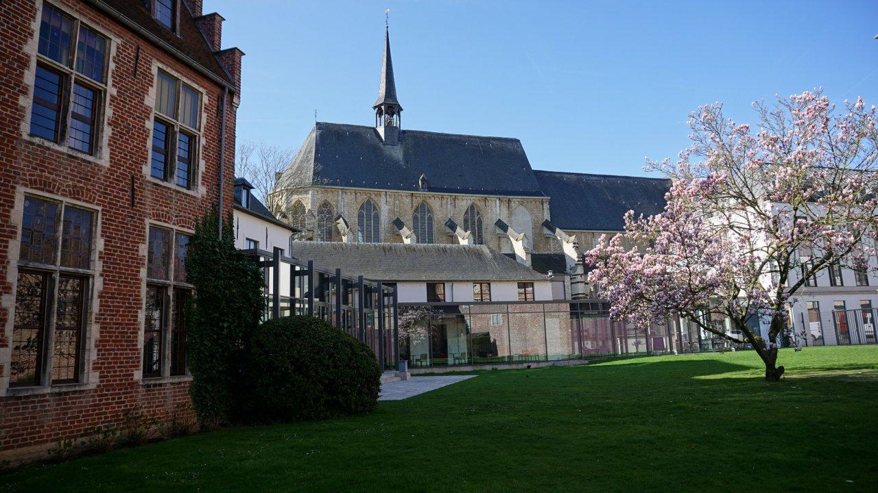 Martin's Klooster - België - Vlaams-Brabant - Leuven