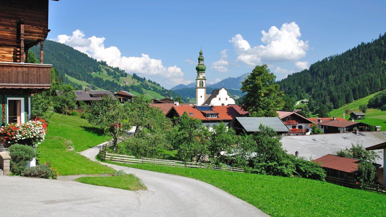 Hotel Sonnschein - Oostenrijk - Wildschönau-Niederau - Niederau