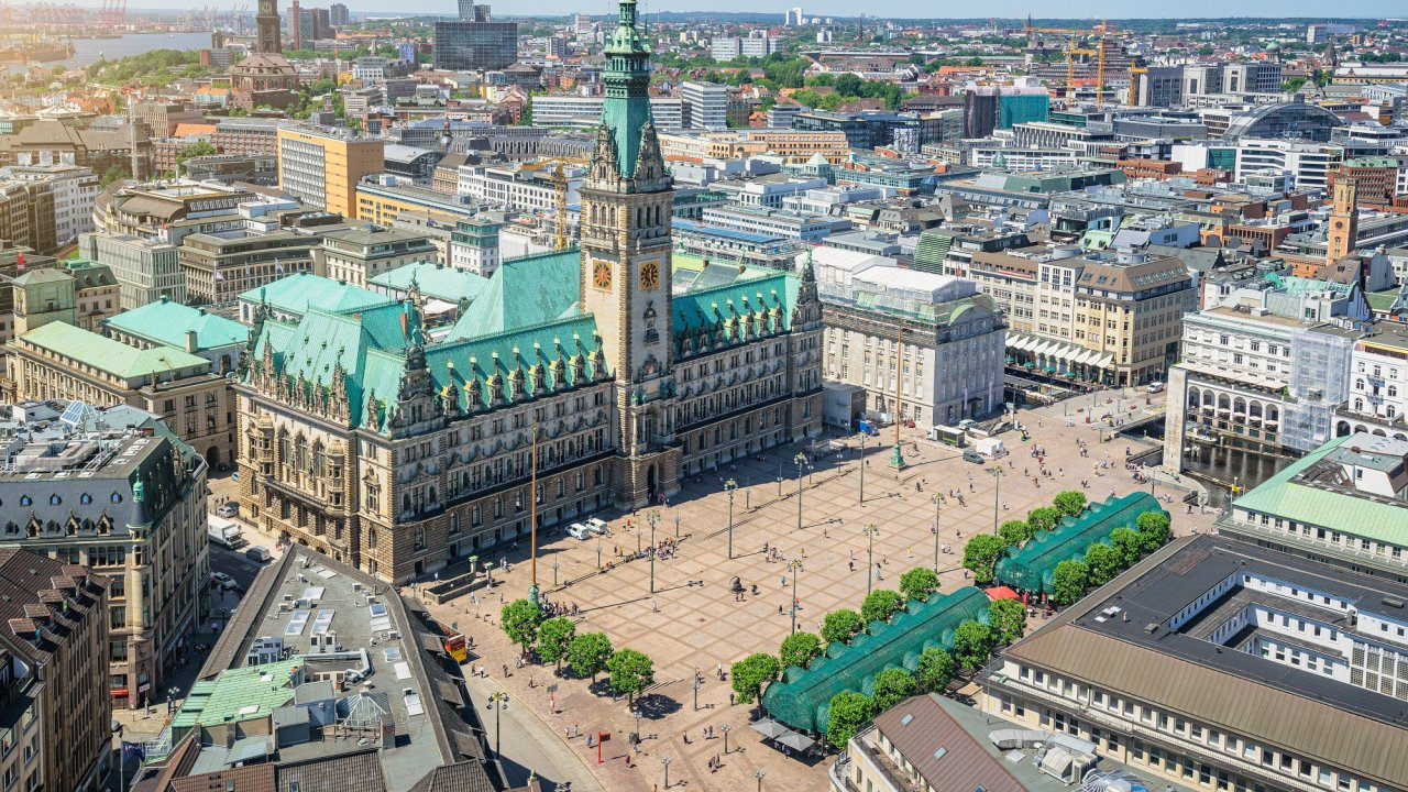 NH Hamburg Horner Rennbahn - Duitsland - Hamburg - Hamburg