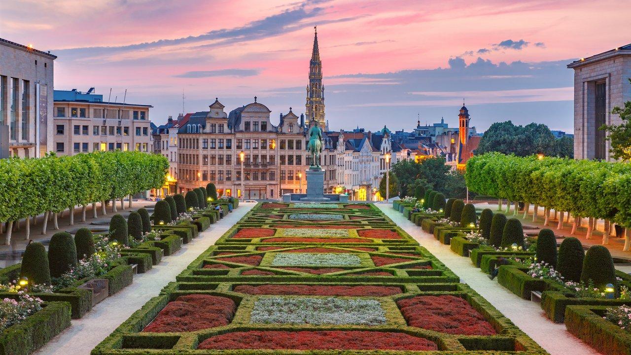 Martin's Brussels EU - België - Brussel - Brussel