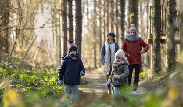 Weekend, midweek of week met de hele familie in Center Parcs De Eemhof  bij het Eemmeer