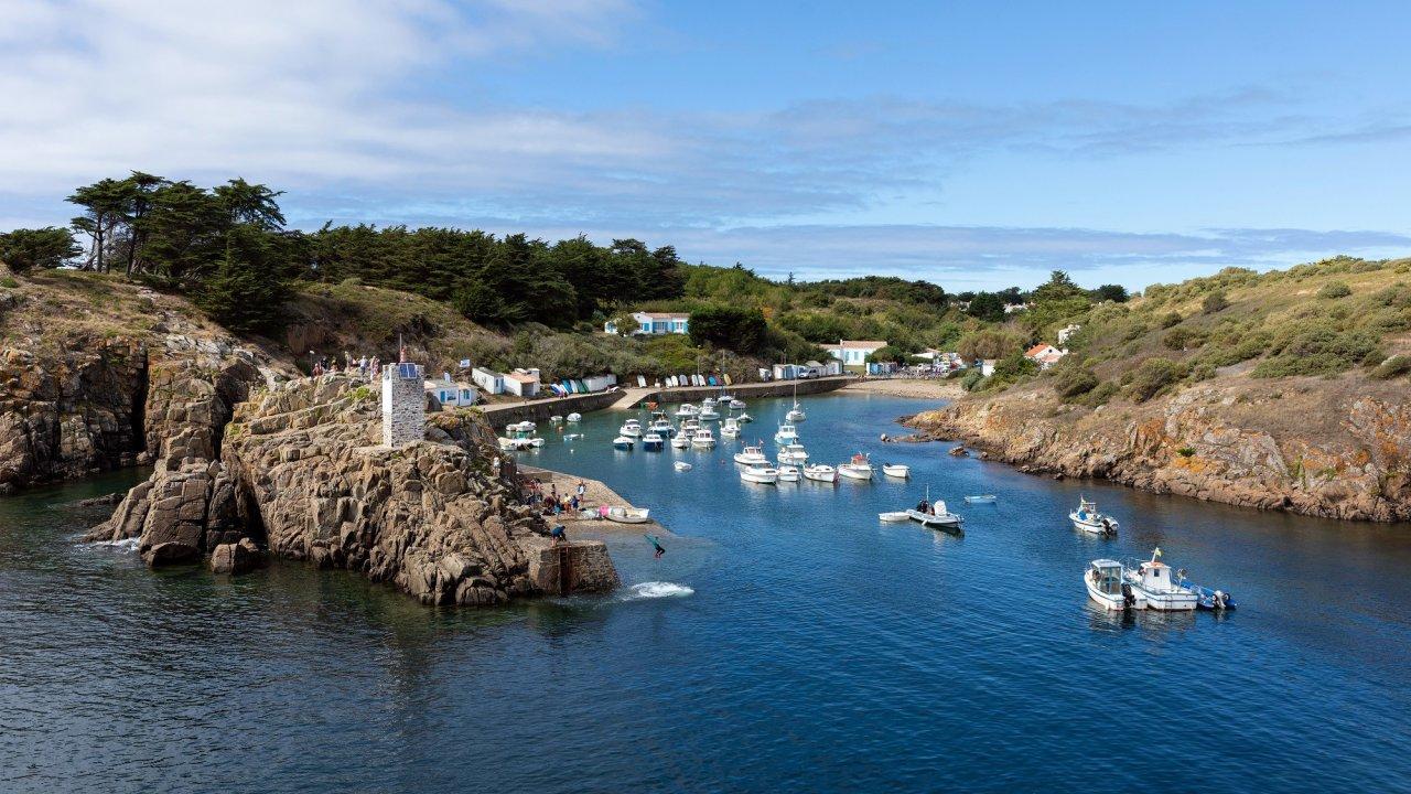 Les Mas de Saint Hilaire - Frankrijk - Vendée - Saint-Hillaire-de-Riez