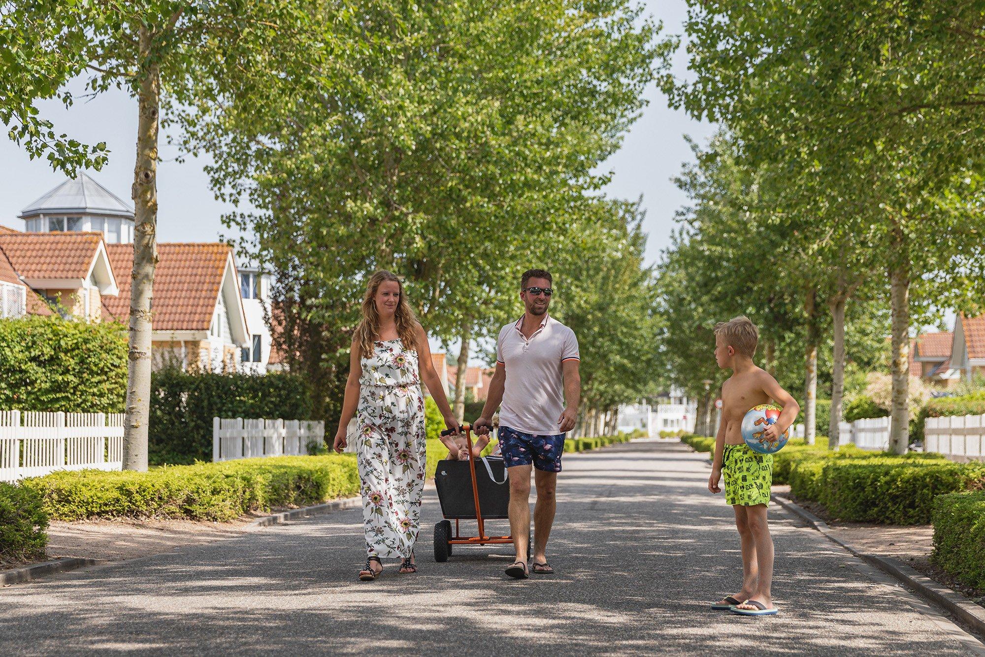 Dagaanbieding - Geniet van een weekend, midweek of week in een villa op een Roompot Park aan de kust in Zeeland dagelijkse koopjes