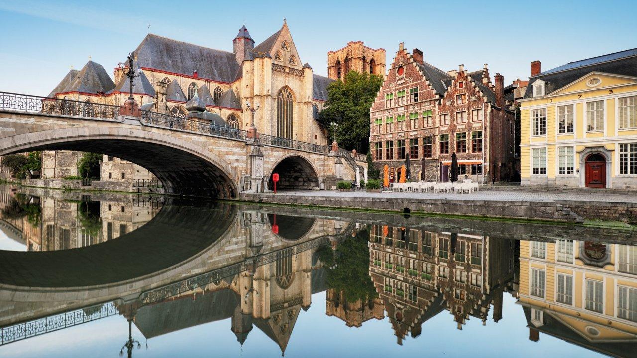 Monasterium PoortAckere - België - Oost-Vlaanderen - Gent
