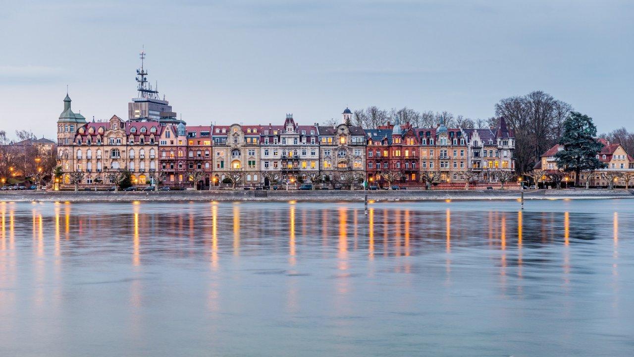 HARBR. Hotel Konstanz - Duitsland - Baden-Württemberg - Konstanz