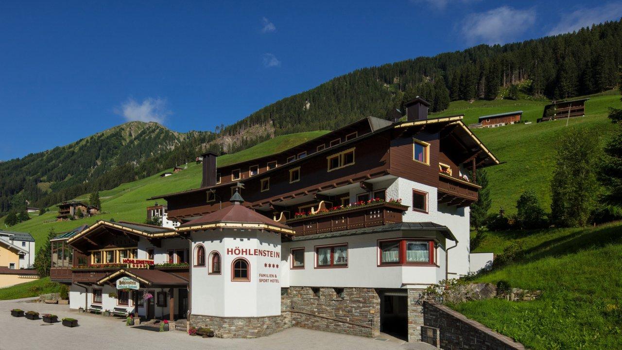 Hotel Höhlenstein - Oostenrijk - Tirol - Tux