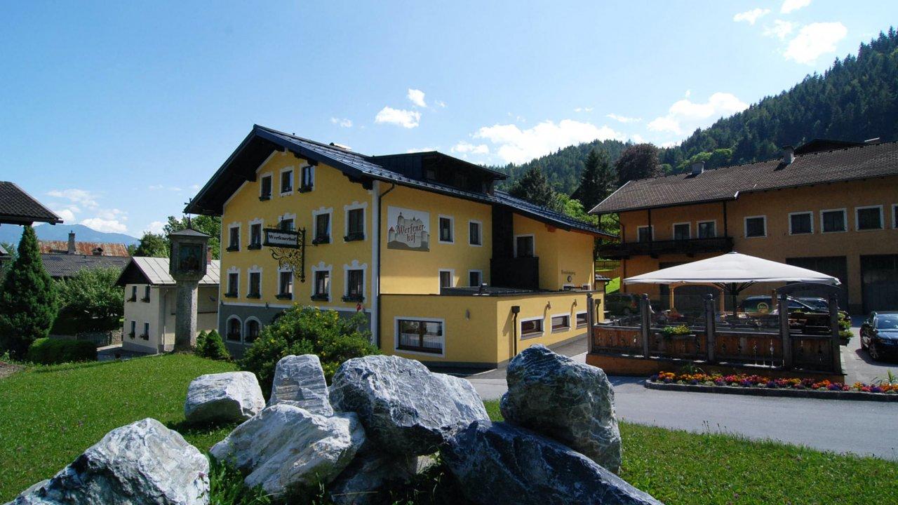Gasthof Werfenerhof - Oostenrijk - Salzburger Land - Werfen