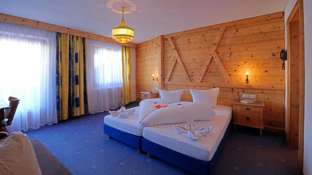 Hotel Traube - Oostenrijk - Tirol - Fliess