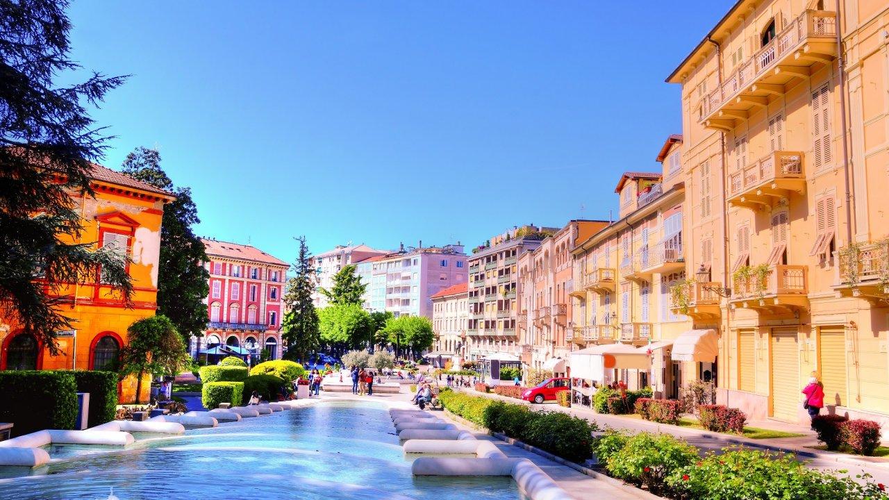 Grand hotel Nuove Terme - Italië - Piemonte - Acqui Terme