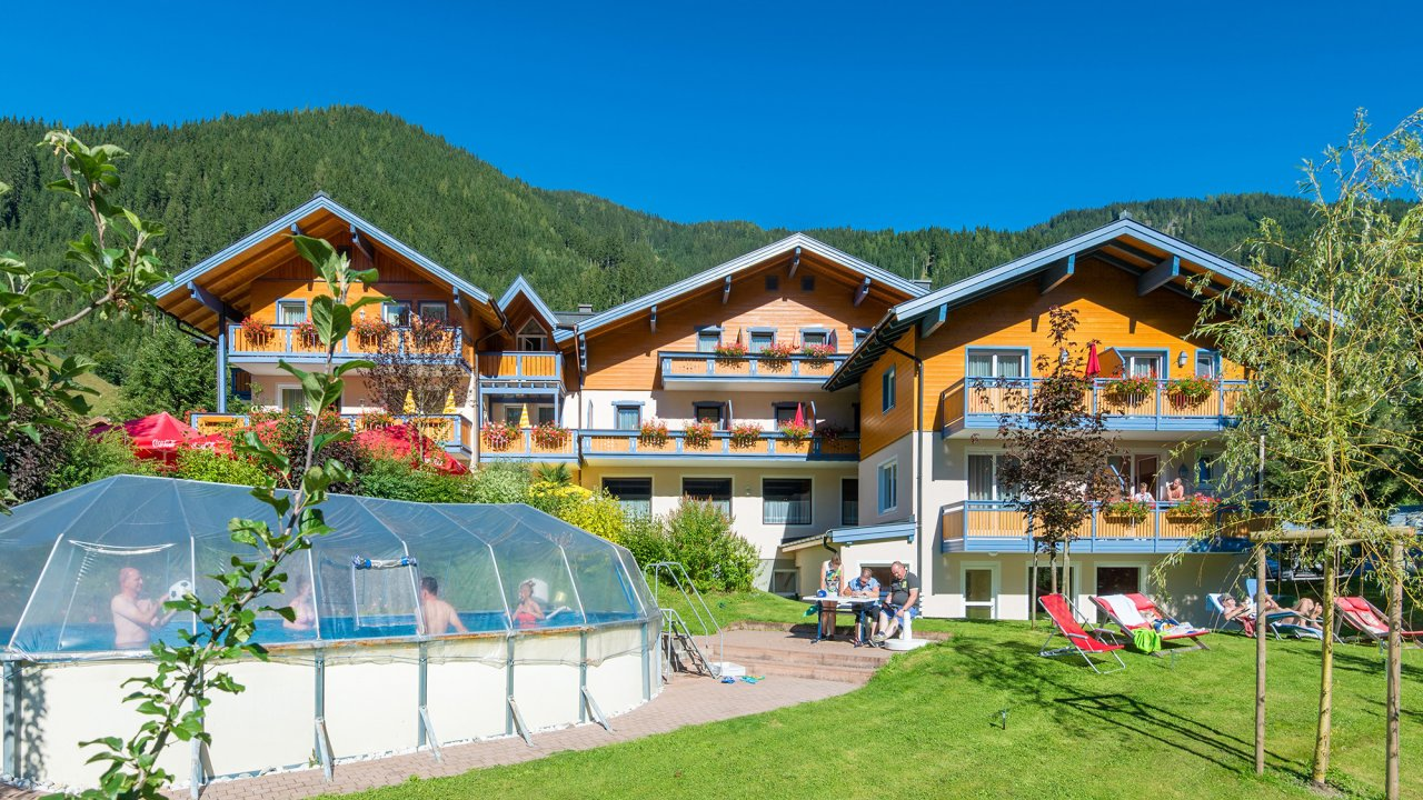 Hotel Hammerwirt Forellenhof - Oostenrijk - Salzburgerland - Untertauern