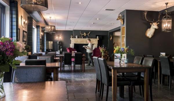 Verblijf 2 of 3 dagen in een top beoordeeld hotel in Vught en nabij de Loonse en Drunense Duinen incl. ontbijt en diner