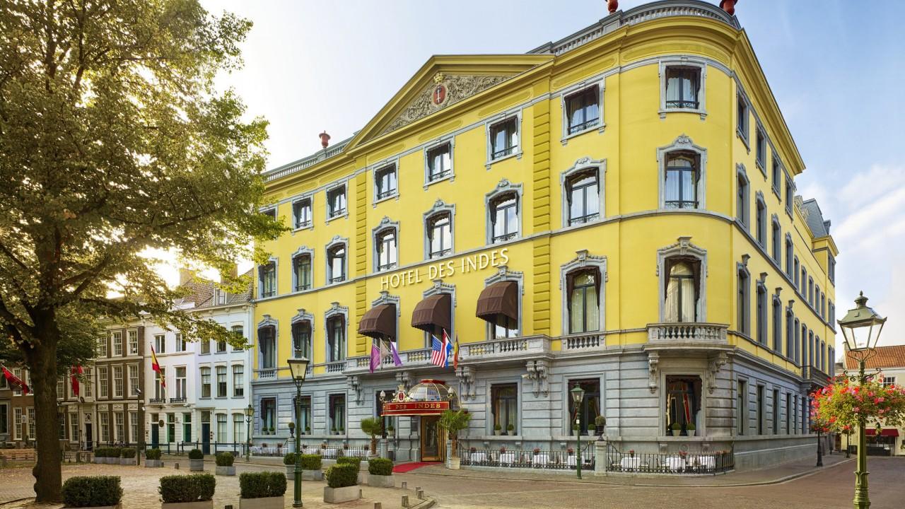 Ultra chique 5*-hotel in hartje <b>Den Haag</b> incl. ontbijt