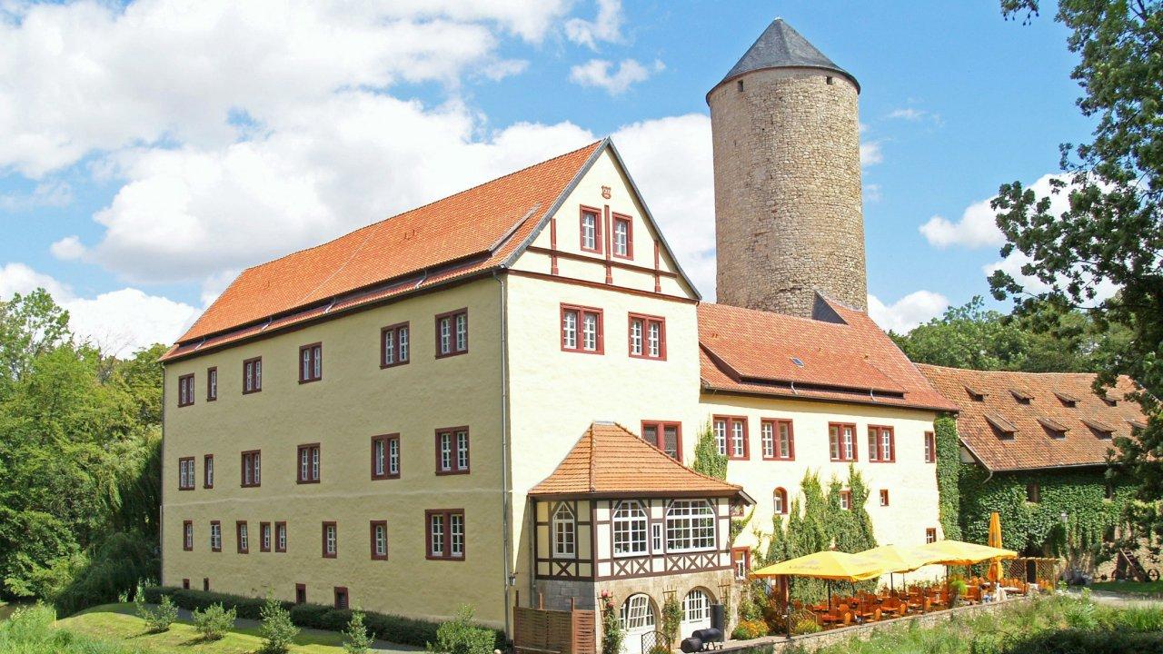 Hotel & Spa Wasserschloss Westerburg - Duitsland - Saksen-Anhalt - Huy