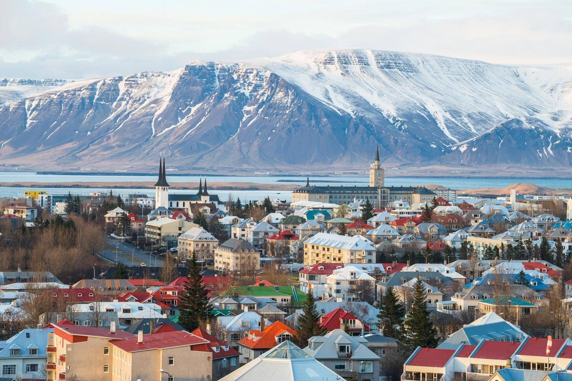 Ontdek in 5 dagen de mooiste plekken in IJsland met hotel in Reykjavik incl. retourvlucht en leuke excursies