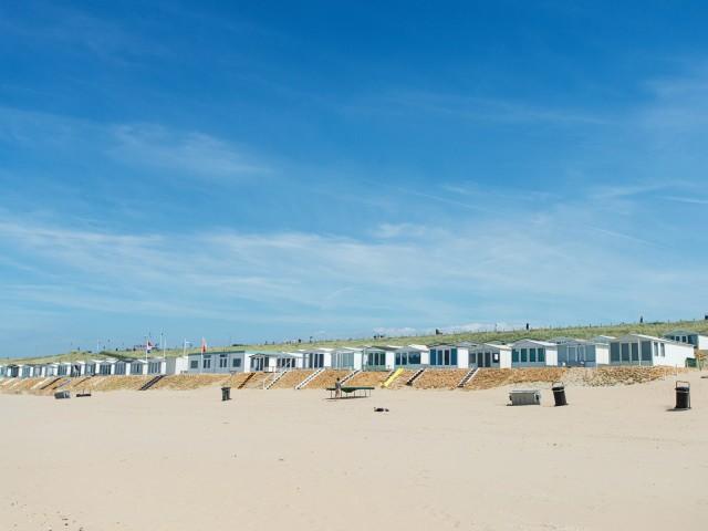 4*-hotel aan het strand van <b>Zandvoort</b> incl. ontbijt en 3-gangendiner