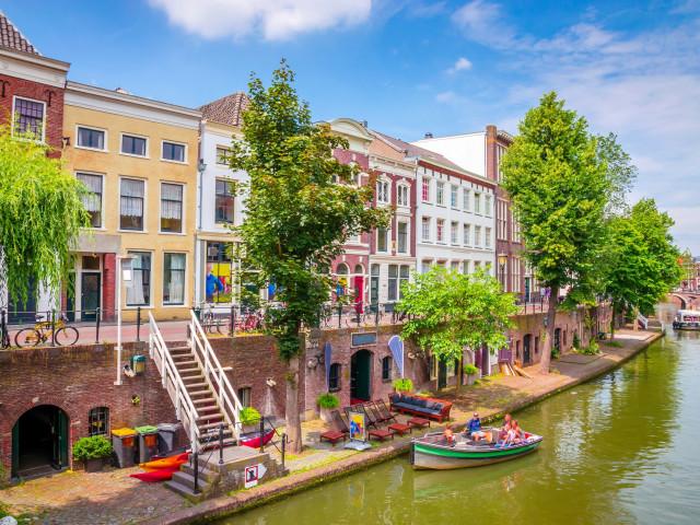 Combineer stad en natuur in <b>Utrecht</b> incl. ontbijt en optioneel diner