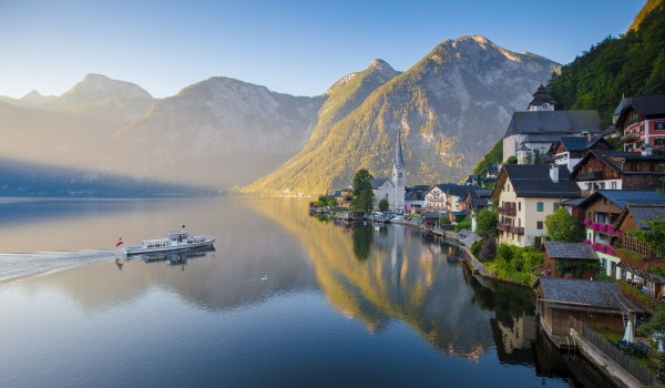 8 dagen familievakantie o.b.v. ultra all-inclusive nabij Salzburg in Oostenrijk