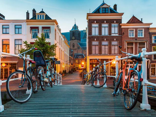 Verblijf in <b>Leiden</b> bij <b>Katwijk aan Zee</b> en <b>Noordwijk</b> incl. 3-gangendiner