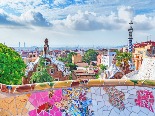 4*-Stedentrip <b>Barcelona</b> incl. vlucht en ontbijt