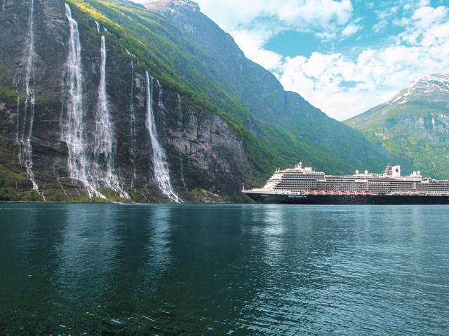 Luxe cruise door de Noorse Fjorden o.b.v. volpension