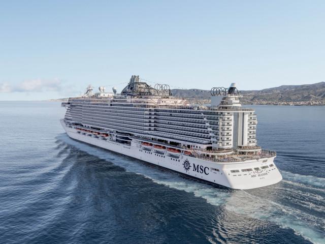 Westelijke Middellandse Zee cruise incl. vlucht en o.b.v. volpension