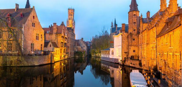 Dagaanbieding: Verblijf 2 of 3 dagen in hartje Brugge incl. ontbijt