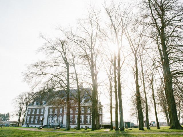 Historisch Kasteel in <b>Lanaken</b> en nabij Maastricht