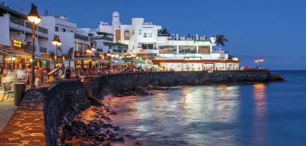 1 of 2 weken genieten op Lanzarote incl. vlucht