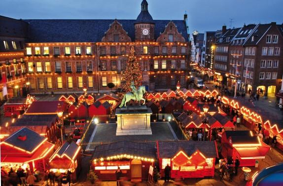 Kerstshoppen In Dusseldorf Incl Tapasplank En Drankje